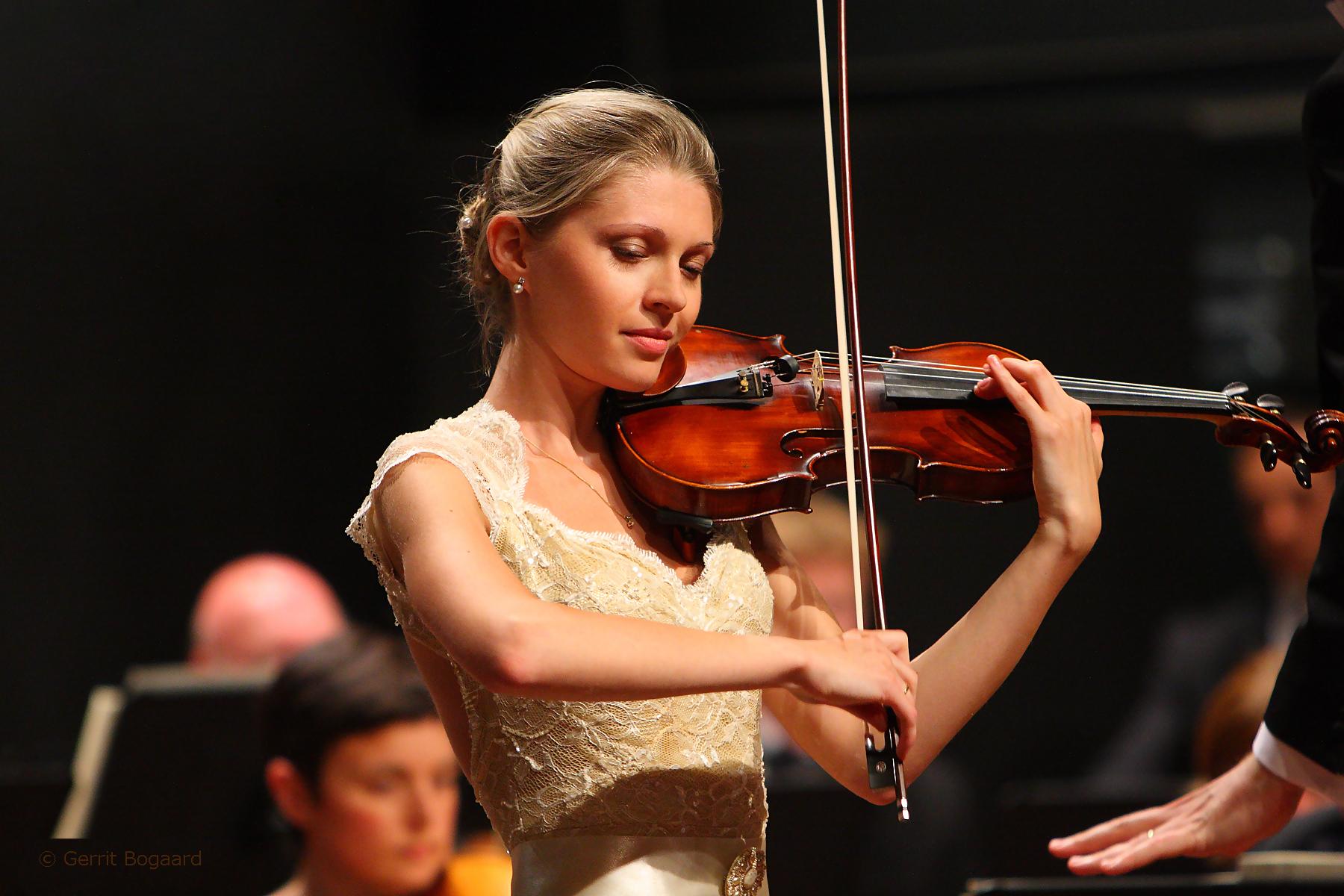 Tchaikovsky Violin Concerto Part 3